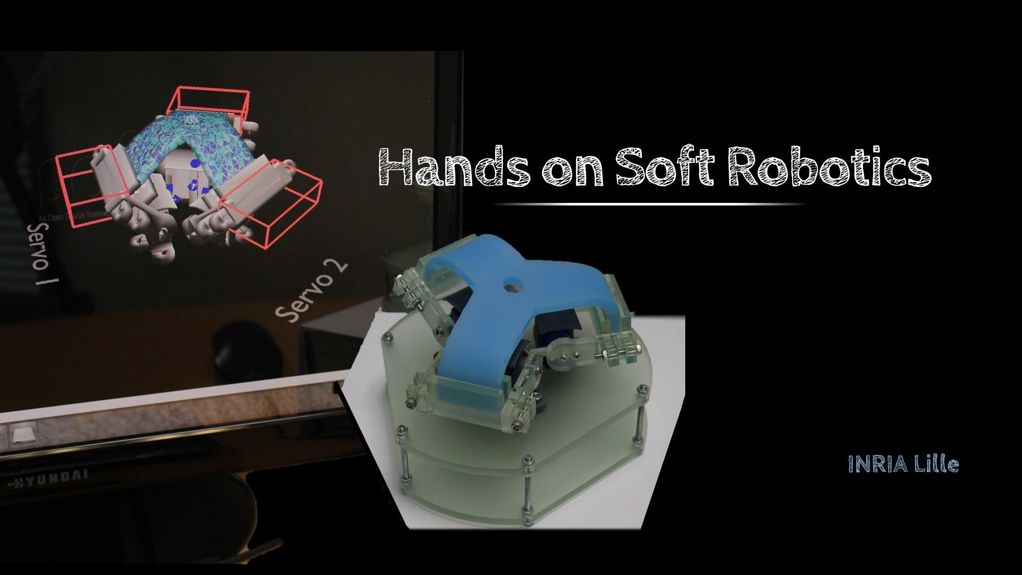 Hands on Soft Robotics